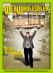 Web Wholesaler Magazine