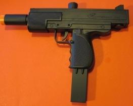 M36 Colt MAC 9 Spring Sub Machine Gun