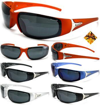 9058b51cb00 Racer X Sports Sunglasses - Sports sunglasses with Racer X logo i