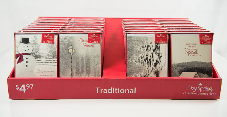 Dayspring Christmas Cards.Dayspring Christmas Christian Connections Card Set 18 Pack
