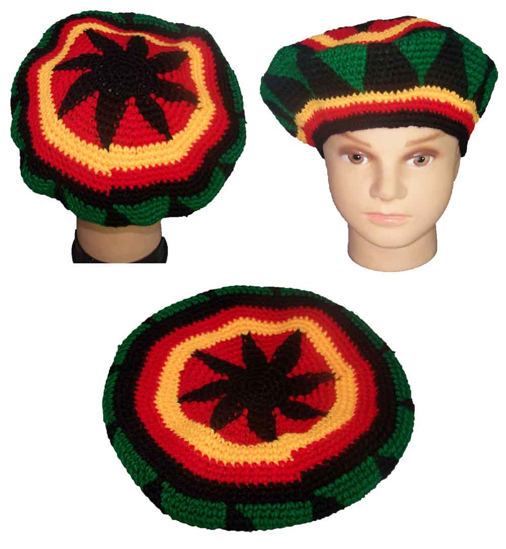 Reggae Rasta Bob Marley Beanies Winter Caps Winter Hats