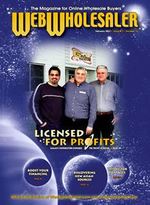 Web Wholesaler Magazine