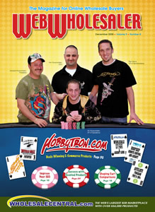 Wholesale magazine