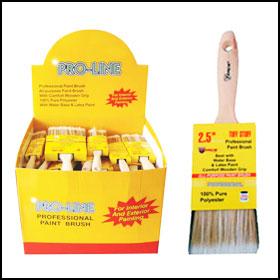 Paintbrushes ($0.85)