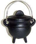 3.5 inch Cast Iron Cauldron