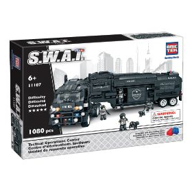 Swat Tactical Operations Center