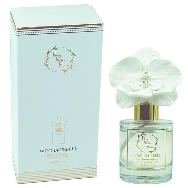 Golden Orchid Wild Bluebell 1439