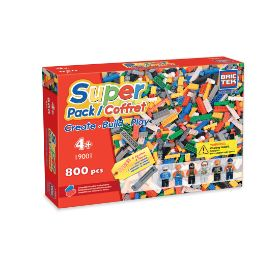 Super Pack 800 pcs