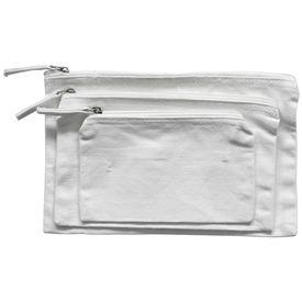 192B White Organizer Bags 3 size