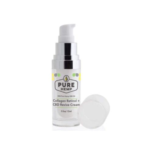 Collagen Retinol +CBD Revive Cream