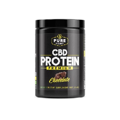 CBD Protein Powder Chocolate 300mg