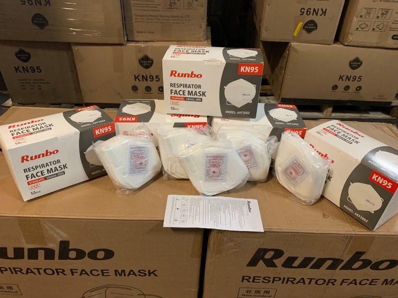 Runbo Kn95 respirator mask