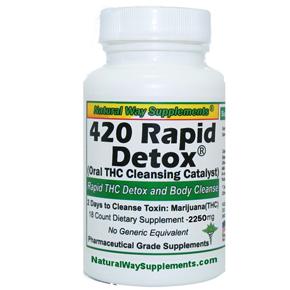 420 Rapid Detox THC Remover