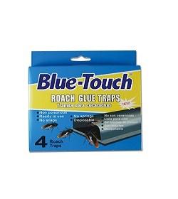 Roach Glue Traps- 4 Traps/PK