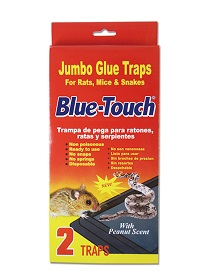 Jumbo Size Glue Traps- 2Traps