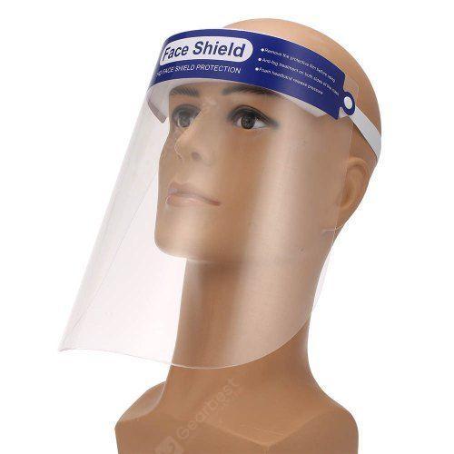 Reusable Clear Face Shield