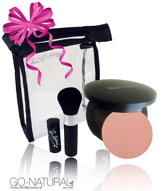 Go-Natural All-In-One Cosmetic Kit
