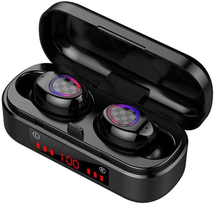Bluetooth earbuds / V7 / $7.99