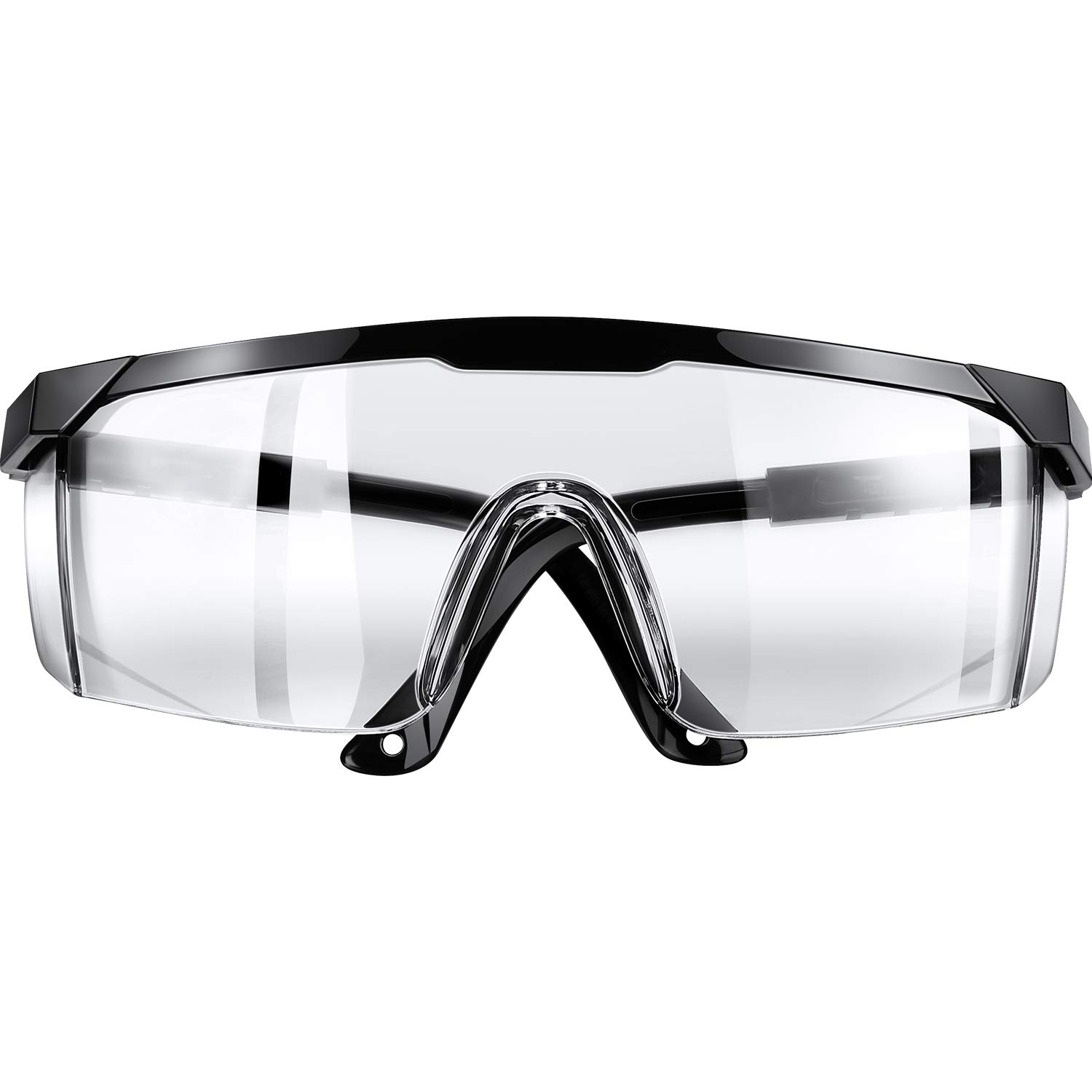 Safety Goggles, Clear Glasses