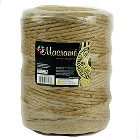 4ply Natural Jute, 300yd