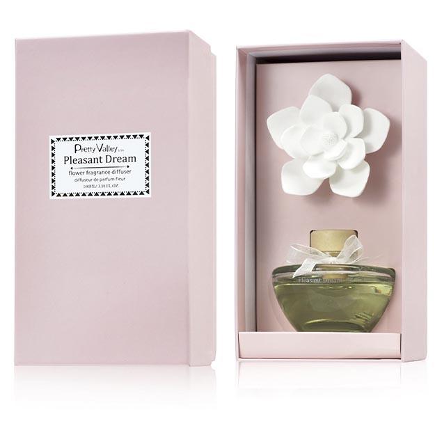 Ceramic Lotus Flower Diffuser 8060