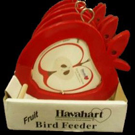 Havahart Apple Fruit Bird Feeder