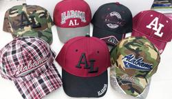 Alabama Mix Baseball Hats