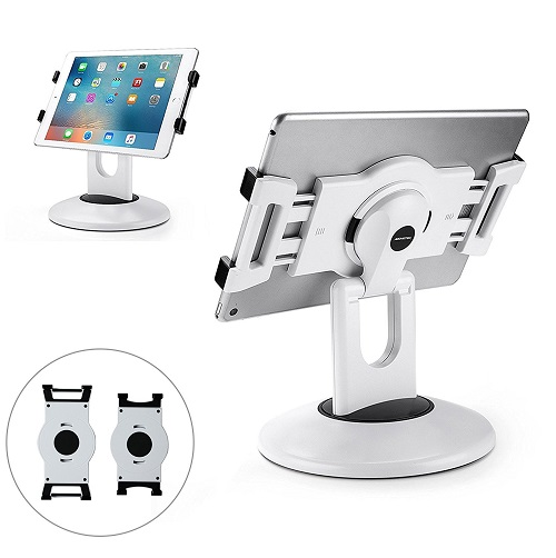 Retail iPad Tablet Kiosk POS Stand