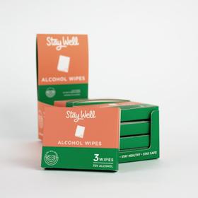 Alcohol Wipe Kit