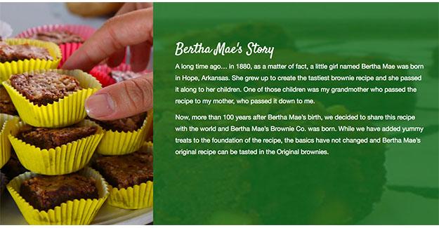 Bertha Mae's Brownie Co. featured image