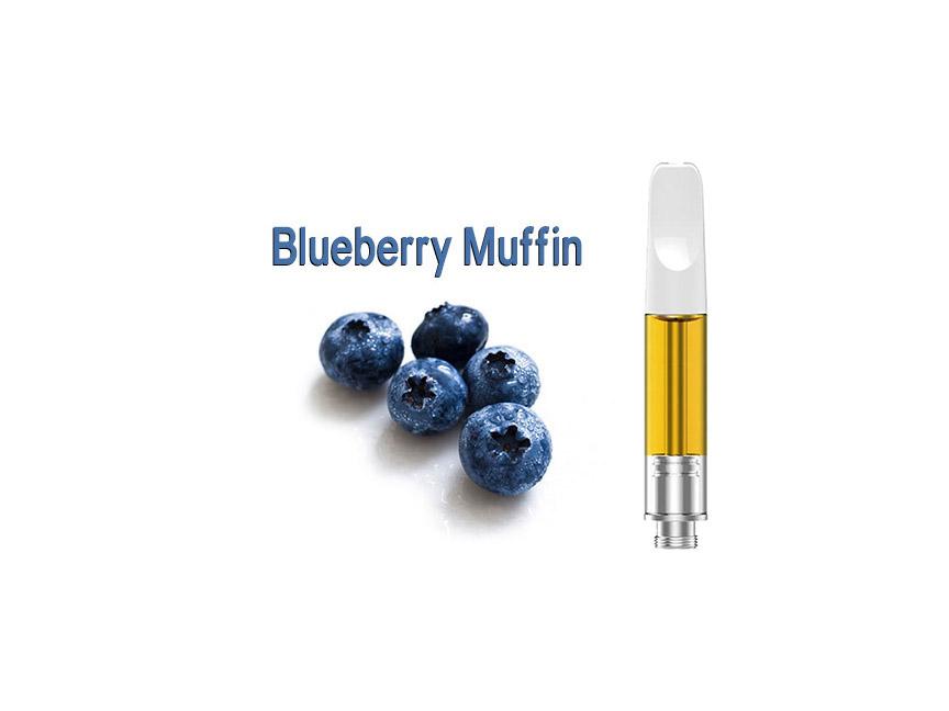 Blueberry Muffin CBD Vape Cart