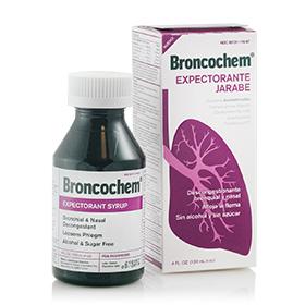 Broncochem Expectorant Syrup 4oz