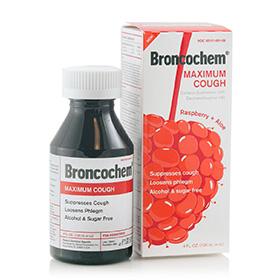 Broncochem Maximum Cough Syrup 4oz