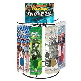 Cheech & Chong Incense 48pc Rack