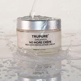 Trupure Organics No Crepe Neck