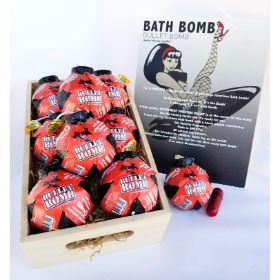 Screaming O Bullet Bath Bomb