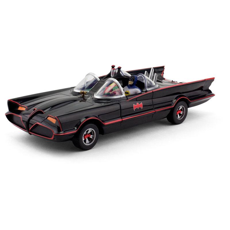 1966 Batmobile w/ Bendable Figures