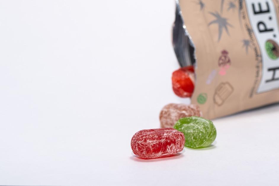 H.O.P.E. CBD Hard Candy