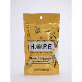 H.O.P.E. Organic Throat Lozenge