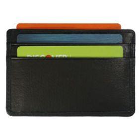 Small minimalist card holder