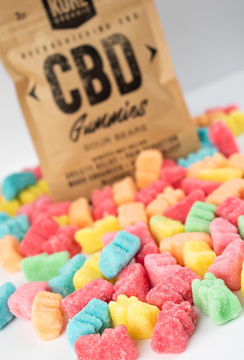 *Bestseller* 7ct CBD Gummies