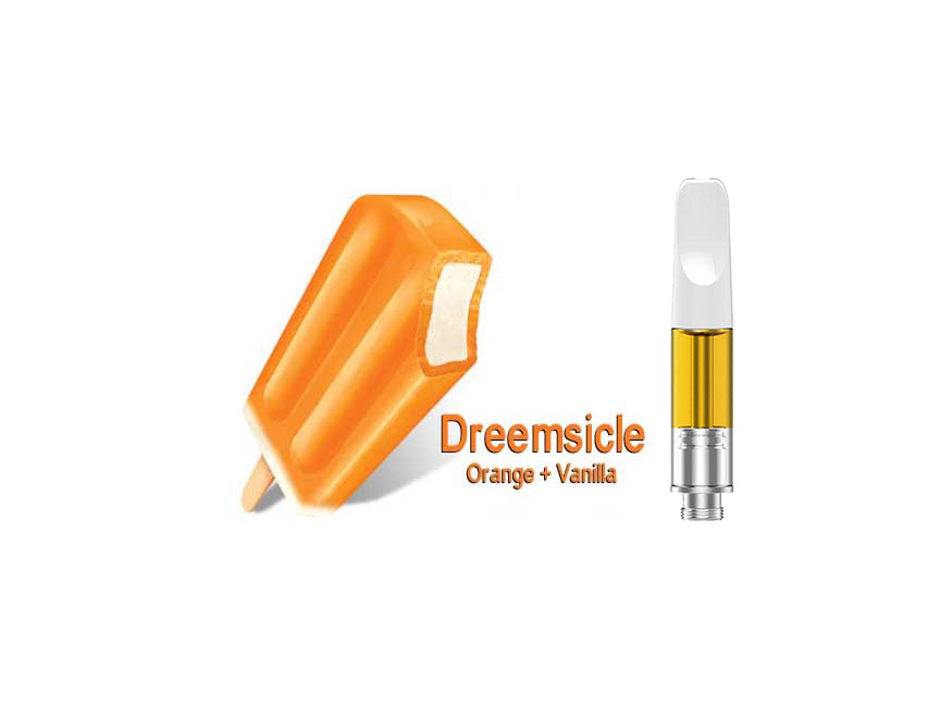 Dreemsicle CBD Vape Cartridge