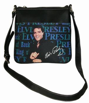 Licensed Elvis Presley bag