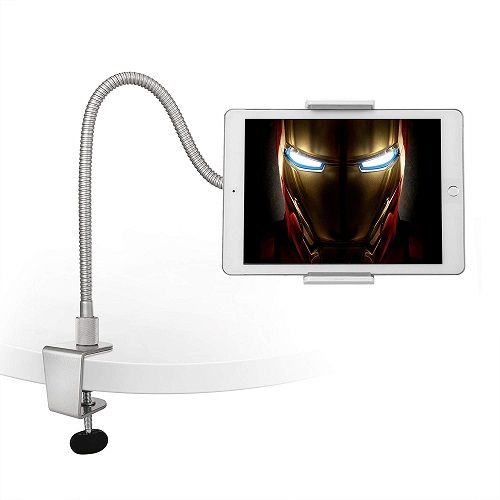 Gooseneck iPad Holder Tablet Mount