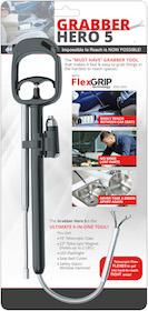 Grabber Hero 5 - Five tools in One