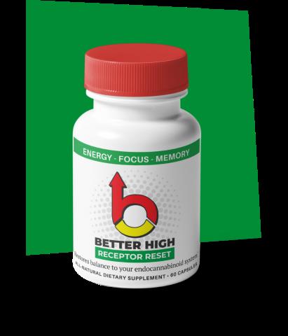 Cannabis Receptor Reset