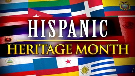 Hispanic Heritage Month - 9/15-10/