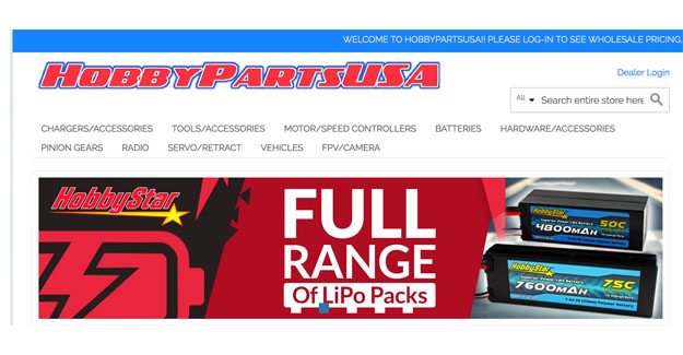 HobbypartsUSA featured image