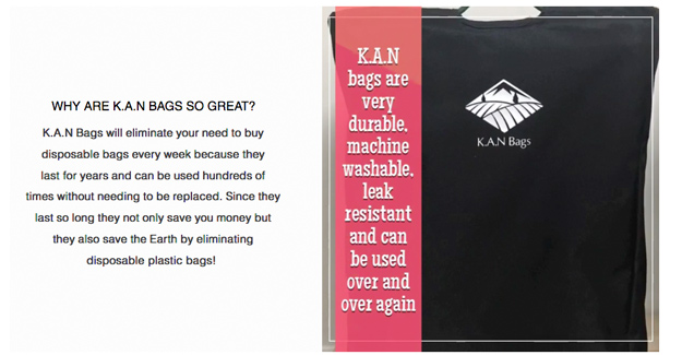 K.A.N Bags, LLC featured image