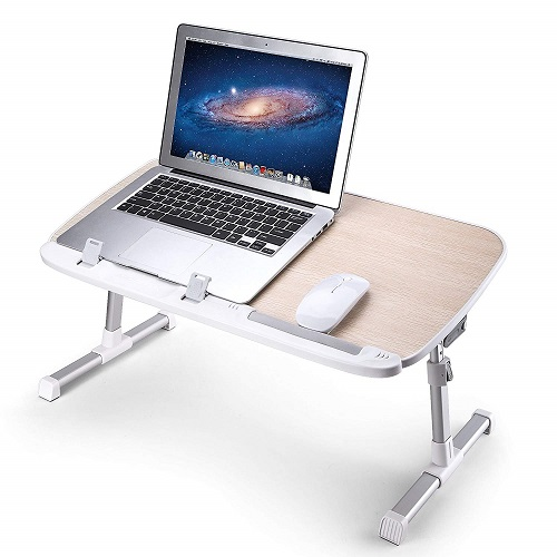 Laptop Desk Bed Tray Table Stand